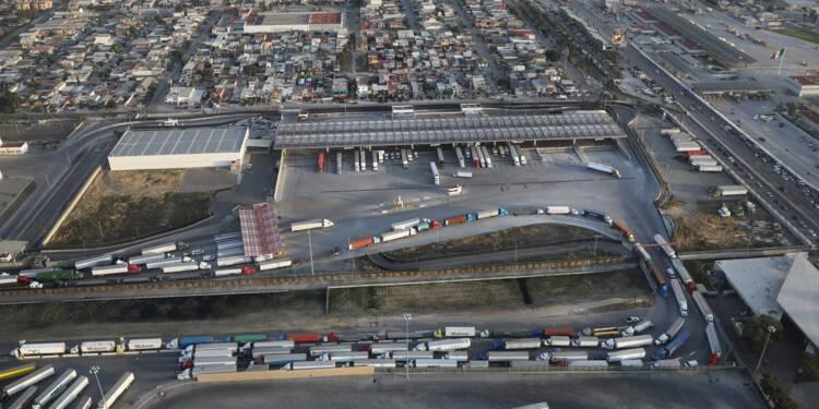 """Aléna: les négociations de la """"dernière heure"""" entre les Etats-Unis et le Mexique"""