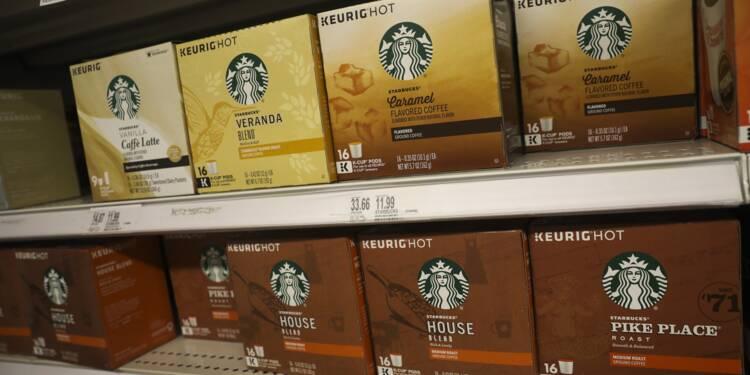 Nestlé boucle la transaction avec Starbucks