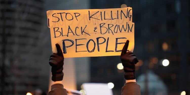 USA: un policier blanc reconnu coupable du meurtre d'un jeune noir désarmé