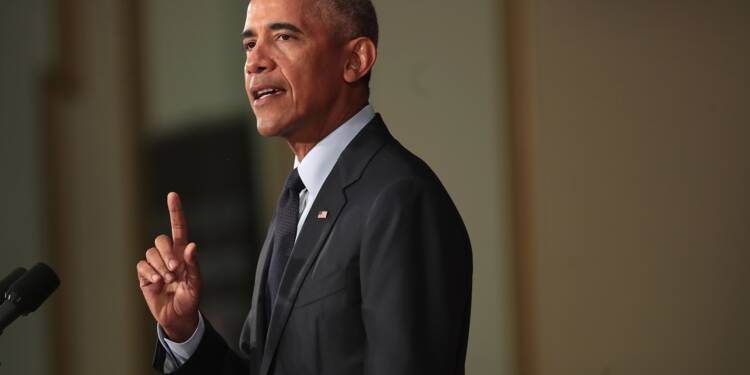Obama cible Trump et appelle à la mobilisation