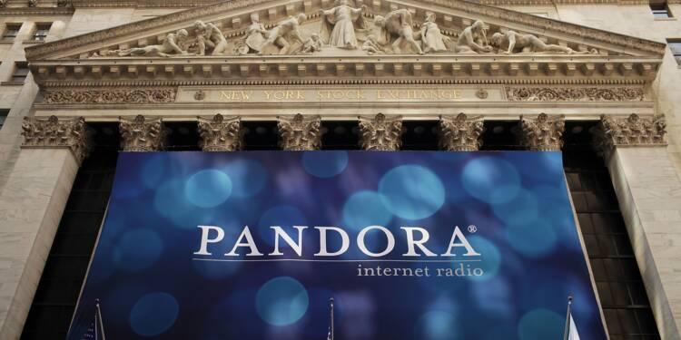 USA: le groupe de radio SiriusXM achète le service de streaming musical Pandora
