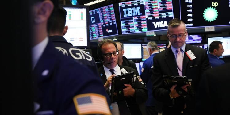Wall Street enregistre sa plus forte hausse depuis mars