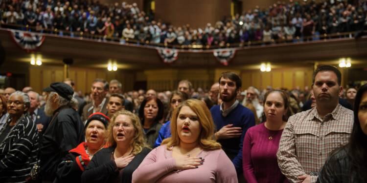 Après la tuerie dans la synagogue, Pittsburgh uni dans un message de paix