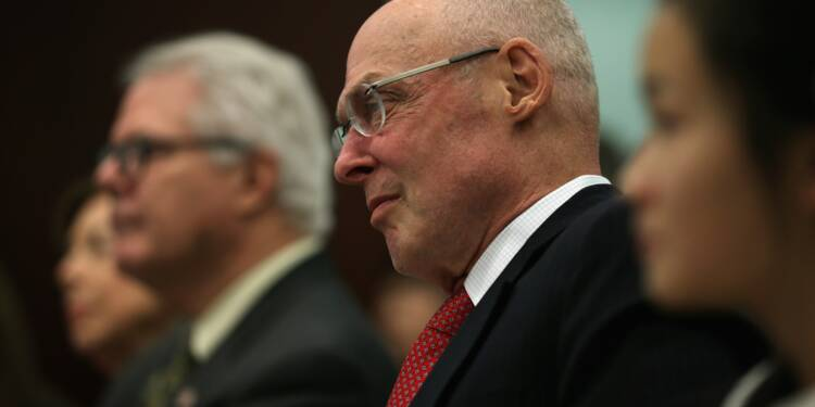 """Chine-Etats-Unis: Paulson met en garde contre un """"rideau de fer économique"""""""
