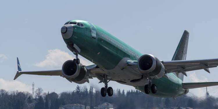 Boeing forcé de sabrer de 20% la production de son 737 MAX