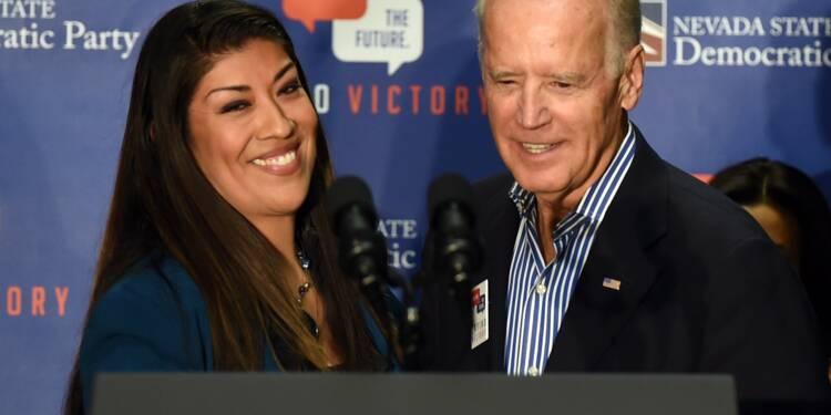 Etats-Unis: avant l'entrée en campagne, Biden se défend pour son rapport aux femmes