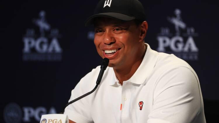 Championnat PGA: Tiger Woods peut vraiment revenir au sommet