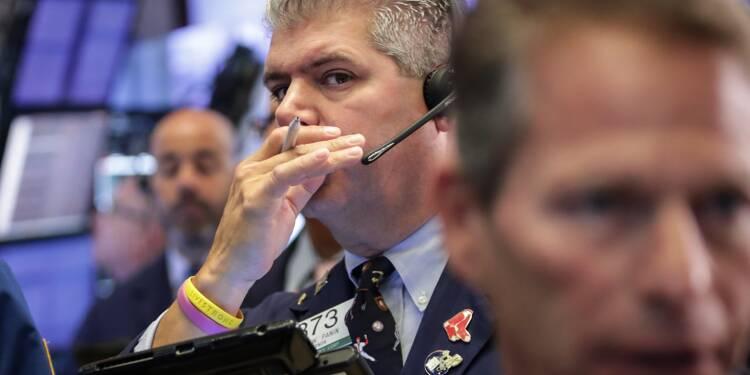 Consternés par la relance du conflit commercial, les marchés mondiaux flanchent
