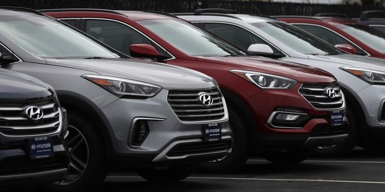 Chine: rappel de 44.000 véhicules de Hyundai