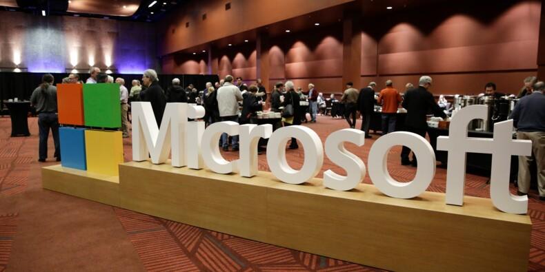 Microsoft en passe de réussir son pari sur le cloud