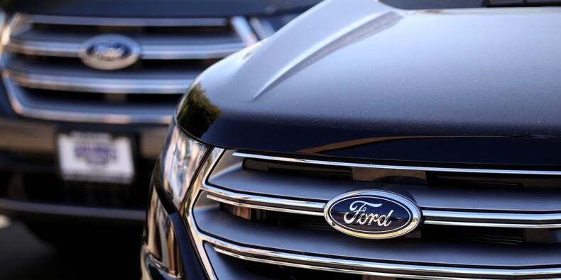 Ford déçoit Wall Street mais promet des mesures de relance à l'automne
