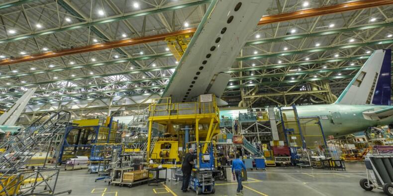 Subventions au Boeing 777X : victoire américaine à l'OMC