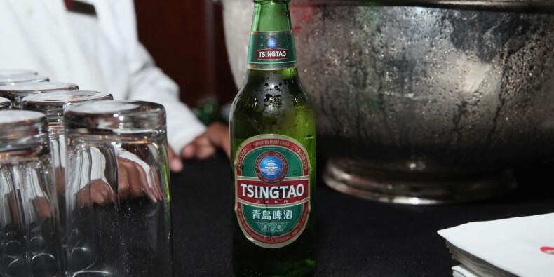 Le brasseur japonais Asahi revend ses 20% de Tsingtao à des groupes chinois