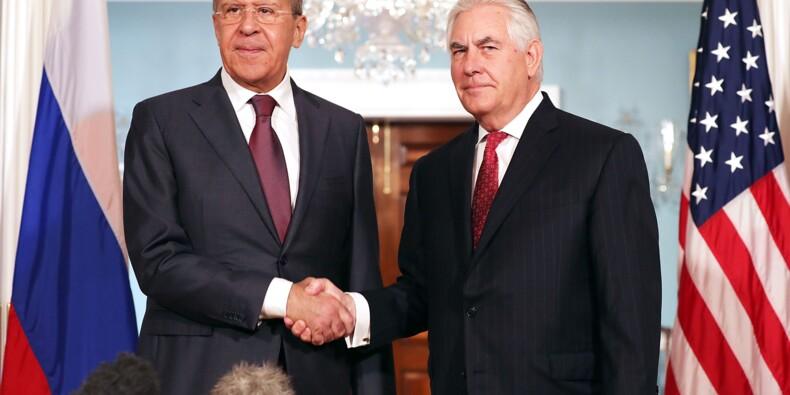 Corée du Nord: Lavrov et Tillerson soulignent la nécessité de négocier