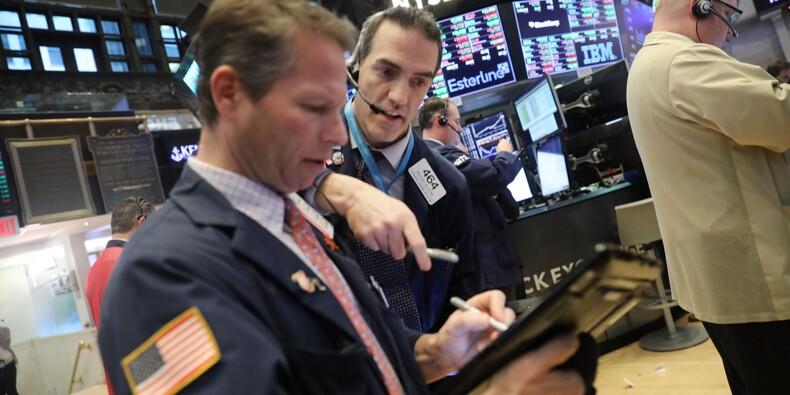 Nouveau coup de tabac à Wall Street