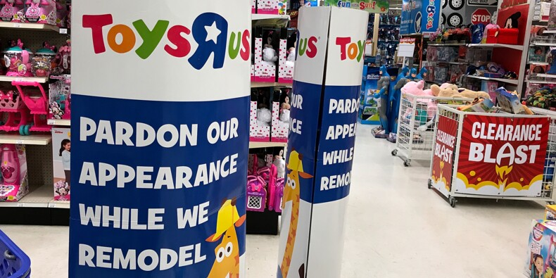 États-Unis: le distributeur Toys 'R' Us va vendre ou fermer tous ses magasins