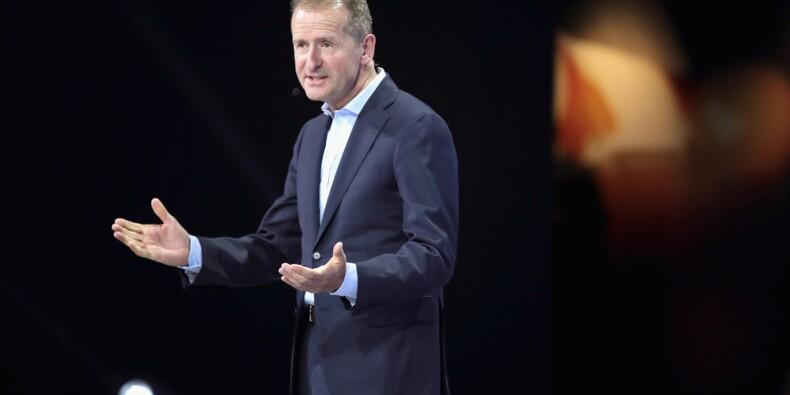 Volkswagen s'apprête à changer de patron et de cap