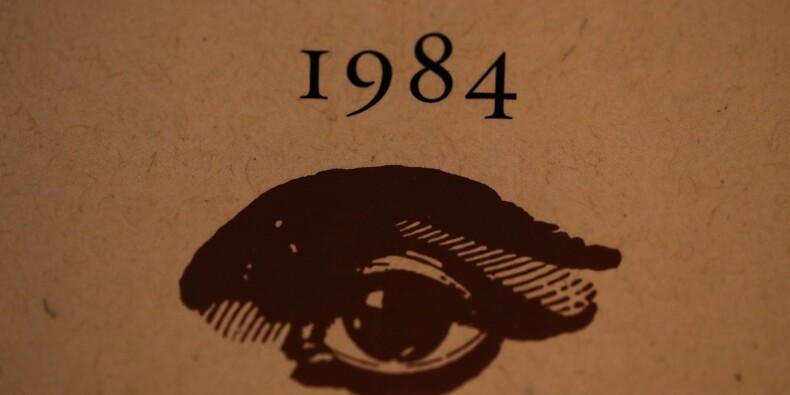 """""""1984"""" le chef-d'œuvre d'Orwell, paraît dans une nouvelle traduction"""