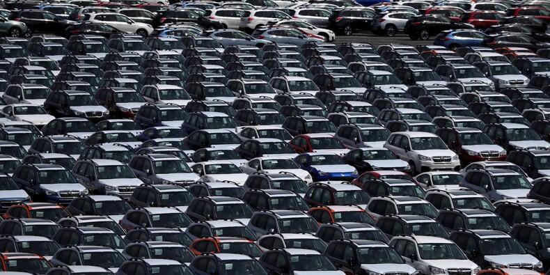 USA: les ventes de voitures se maintiennent au 1er semestre