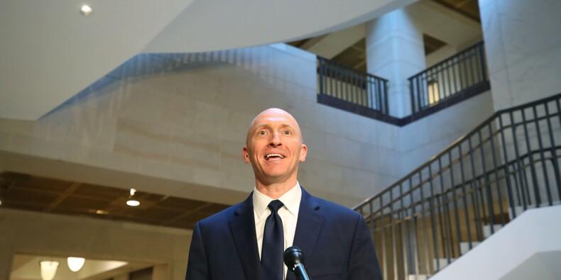 Ingérence russe: des documents secrets accablent un ex-conseiller de Trump