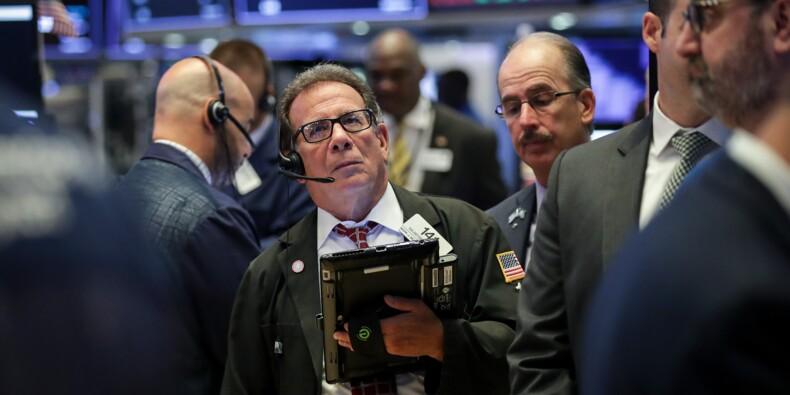 Wall Street, au terme d'une séance calme, termine en ordre dispersé