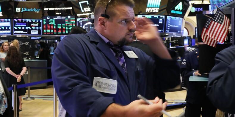 A Wall Street, le sentiment de déprime s'étend