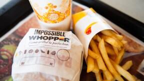 """Burger King lance une version végétarienne de son célèbre """"Whopper"""""""