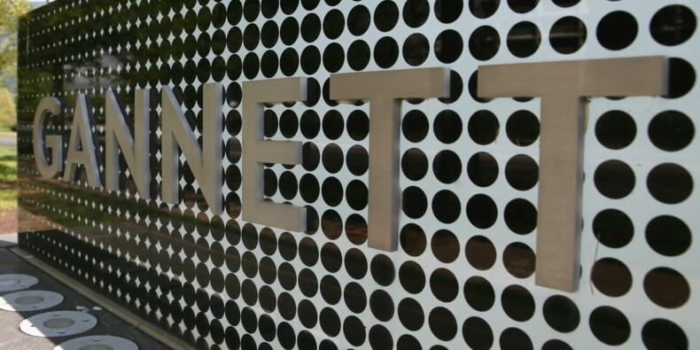 Les géants de la presse américaine Gannett et GateHouse annoncent une fusion