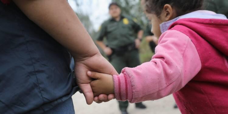 """Séparations d'enfants: l'ONU dénonce la politique """"inadmissible"""" des Etats-Unis"""