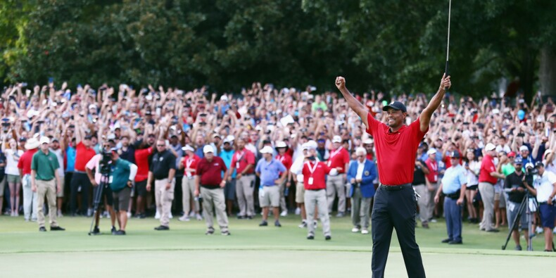 Golf: Tiger Woods, l'improbable et incroyable come-back