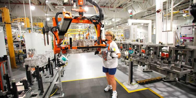 La croissance américaine reste solide au premier trimestre