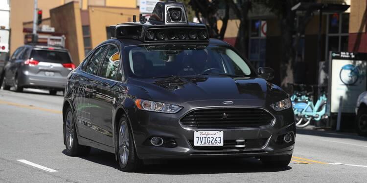 Toyota et SoftBank Vision Fund annoncent un investissement de 1 md USD dans Uber