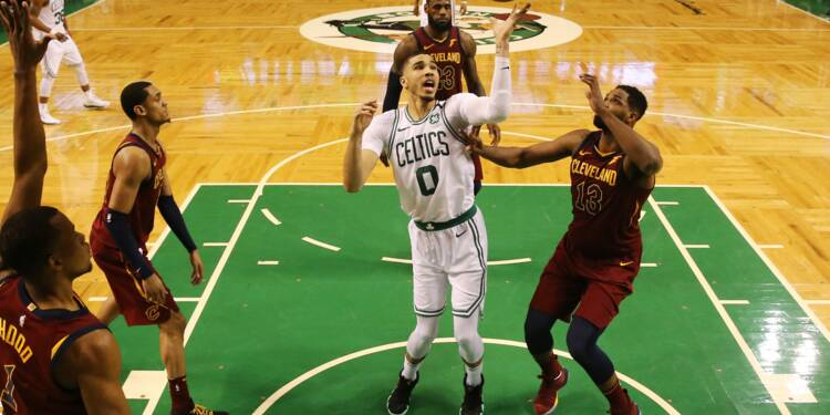 NBA: Boston ramène Cleveland et LeBron James sur terre