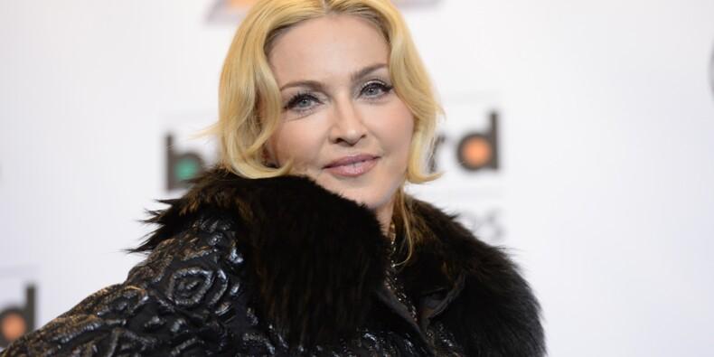 Madonna, sexy sexagénaire et toujours reine de la provoc'