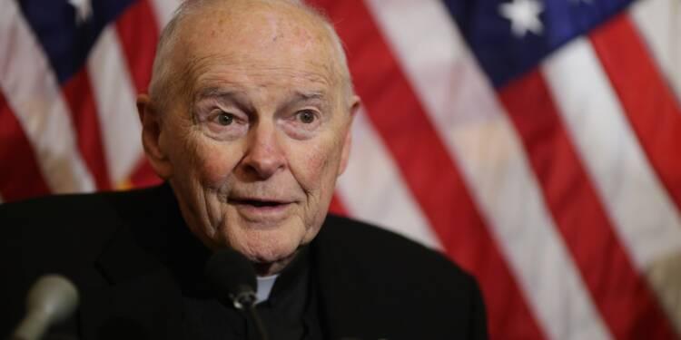 """Cardinal défroqué: un """"signal clair"""" que les abus ne sont plus tolérés, disent les évêques américains"""