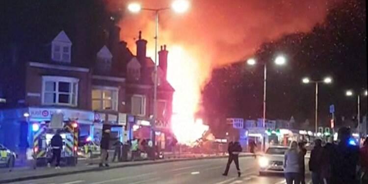 GB: cinq morts à Leicester dans une explosion d'origine indéterminée