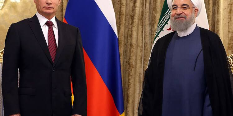 Poutine à Téhéran : convergence russo-iranienne sur la Syrie