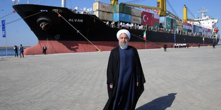 L'Iran inaugure un nouveau port sur l'océan Indien