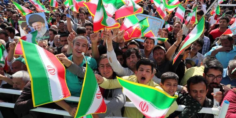Nucléaire iranien: ultimes efforts européens pour convaincre Washington