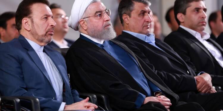 """Iran: Rohani appelle Washington à """"faire le premier pas"""" en levant les sanctions"""