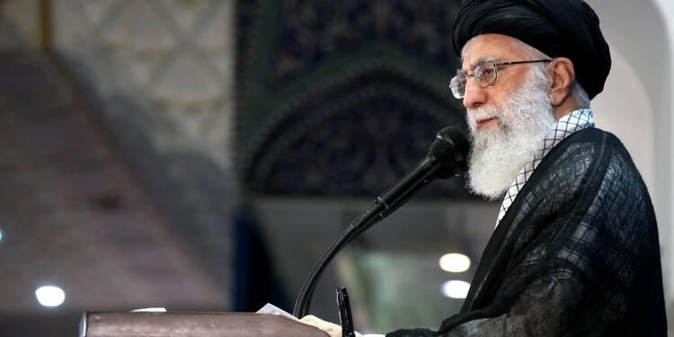 L'Iran critique Paris, dit que son programme balistique est non négociable