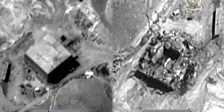 """Israël admet pour la première fois avoir attaqué un """"réacteur nucléaire"""" syrien en 2007"""