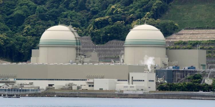 Japon: un 5e réacteur nucléaire redémarrera mardi