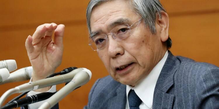 La Banque du Japon ne change pas de recette, face à une inflation toujours poussive