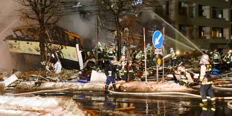 Japon: la police enquête sur l'explosion d'un bâtiment qui a fait 42 blessés