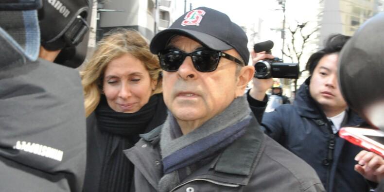 Carlos Ghosn interdit de conseil d'administration de Nissan mardi
