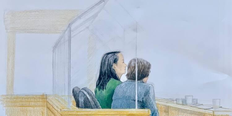 Huawei: un juge canadien se prononce sur la libération de la directrice financière