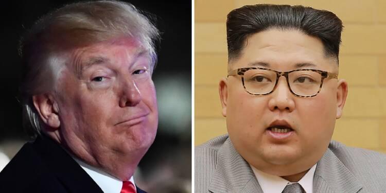"""Trump: les discussions entre Séoul et Pyongyang sont """"une bonne chose"""""""