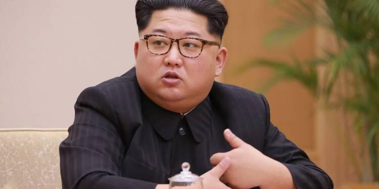 """Kim Jong Un évoque pour la première fois officiellement un """"dialogue"""" avec Washington"""