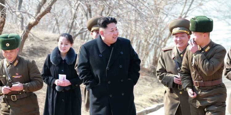 JO: la soeur de Kim Jong-Un attendue au Sud pour une première historique